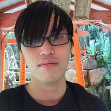 Gebruikersprofiel Jun Wen