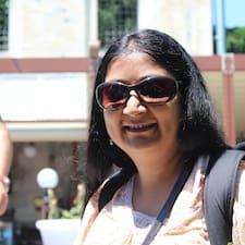 Profil utilisateur de Suparna