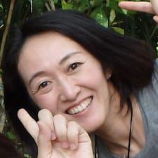 Användarprofil för Atsuko