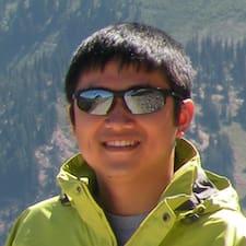 Profil utilisateur de Tianyuan (Eddy)