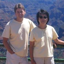 Profil korisnika Eric & Rebecca