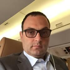 Användarprofil för Alberto
