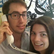 โพรไฟล์ผู้ใช้ Natalia & Romain