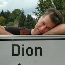 Gebruikersprofiel Dion