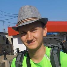 Jeremi User Profile