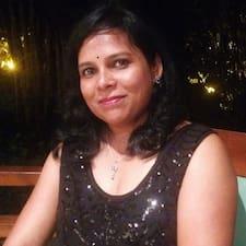 โพรไฟล์ผู้ใช้ Vidya