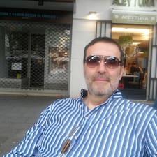 Профиль пользователя César David