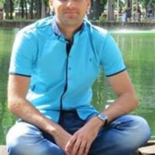 Profil utilisateur de Sergii