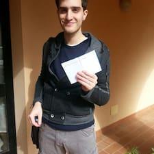Henkilön Giacomo käyttäjäprofiili