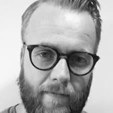 Gebruikersprofiel Morten