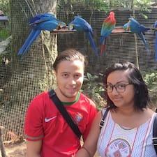 Profil utilisateur de Nataya & Bruno