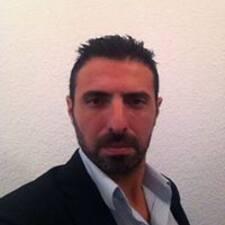 Henkilön Frédéric käyttäjäprofiili