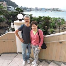 Nutzerprofil von Eiji & Yuko
