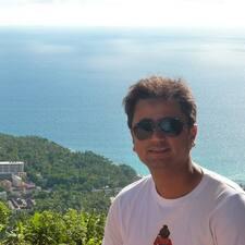 Tejan User Profile