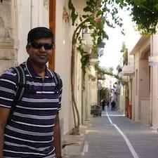 Padmarajan - Uživatelský profil