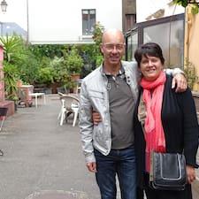 โพรไฟล์ผู้ใช้ Christophe & Thérèse
