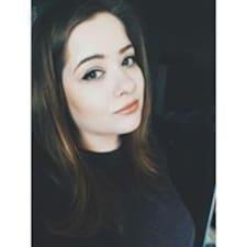 Profil utilisateur de Klaudia