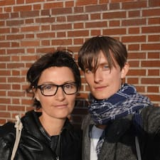Elisa & Ingrid is the host.