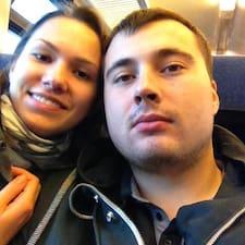 Profilo utente di Nickolay & Valeriya