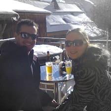 Profilo utente di Aurélie&Thomas