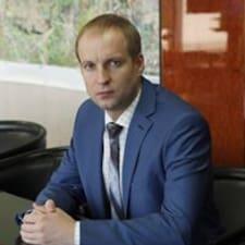 Profil utilisateur de Zykov