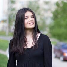 Gebruikersprofiel Irina