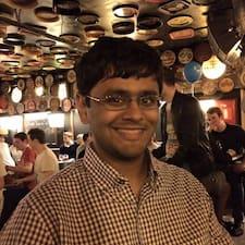 Profil korisnika Sri Hari Krishna