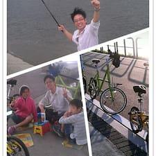 Henkilön Yihung käyttäjäprofiili