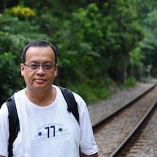 โพรไฟล์ผู้ใช้ Kwok Hong William