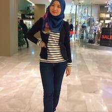 Profil korisnika Syaza Ezzah