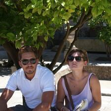 Profilo utente di Sophie & Pierre