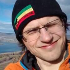Profil utilisateur de Pēteris