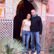 โพรไฟล์ผู้ใช้ Salima & Lionel