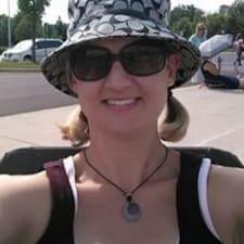 Brittina felhasználói profilja