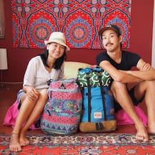 Masaya And Hyun - Uživatelský profil
