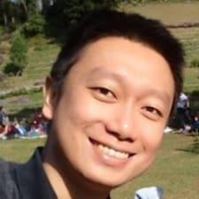 Profil utilisateur de Chong Wee