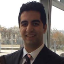 Sahand的用戶個人資料