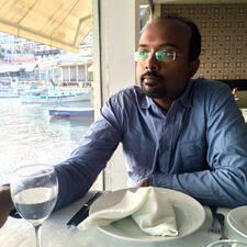 Nutzerprofil von Venkata