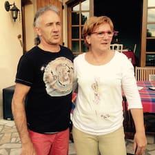 Michèle Et Pierre es el anfitrión.