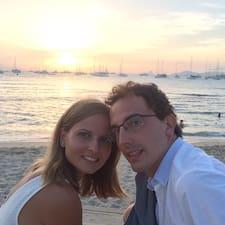 Nutzerprofil von Mireia & Nicolás