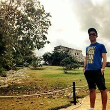 Ramzi felhasználói profilja