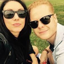 Vicky And Rik Brukerprofil
