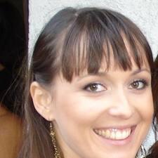 Marija is the host.