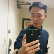 Henkilön Peng käyttäjäprofiili