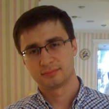 Stepan Brukerprofil