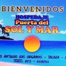 Henkilön Puerta Del Sol Y Mar B&B käyttäjäprofiili