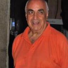 Domenico is the host.