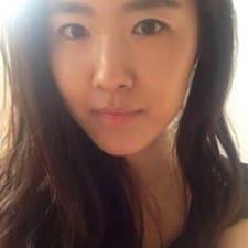 Jeeyoung felhasználói profilja