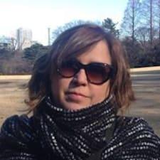 Profil Pengguna Ana Paula