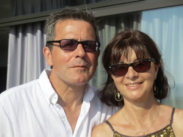 Olivier & Claudie